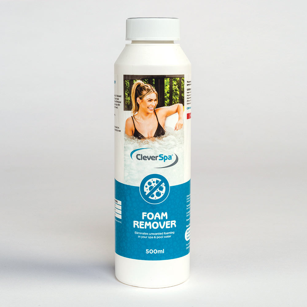 CleverSpa Foam Remover