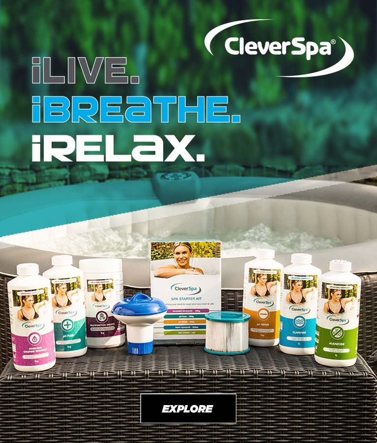 CleverSpa® Hot Tub Chemicals