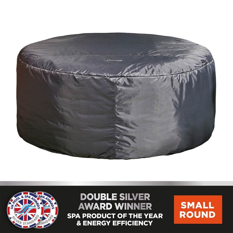 CleverSpa Round Thermal Hot Tub Cover 8286