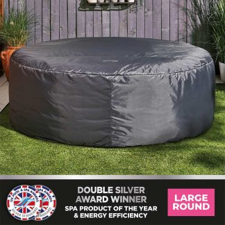 CleverSpa Round Thermal Hot Tub Cover Large 8375