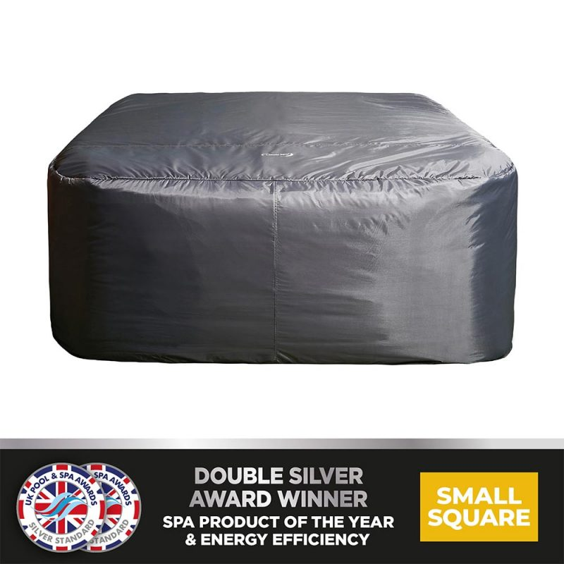 CleverSpa Square Thermal Hot Tub Cover Small 8355